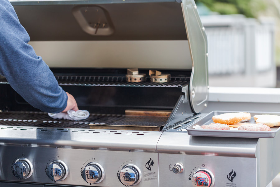 BBQ Cleaning Service Orange County
